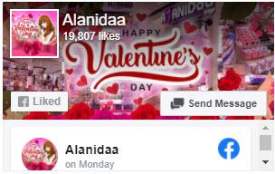 alanidaa facebook fanpage