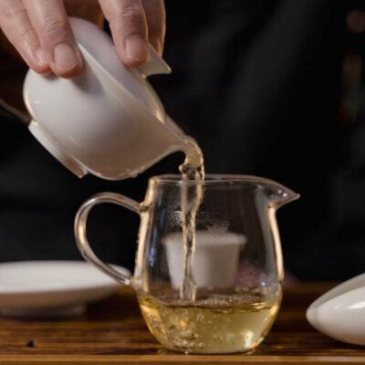 การดื่มชาเขียว ช่วยให้ผิวขาว